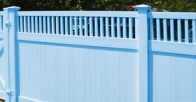 Painting on fences decks exterior painting in general Tulsa